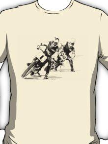 Retro Dirt Track Racers T-Shirt