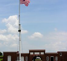 flag still flying over fort mchenry by 1busymom