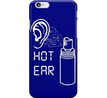 Hot Ear iPhone Case/Skin