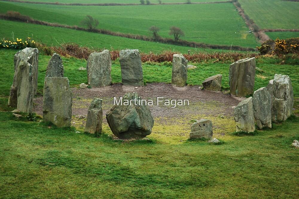 The Druid's Altar by Martina Fagan