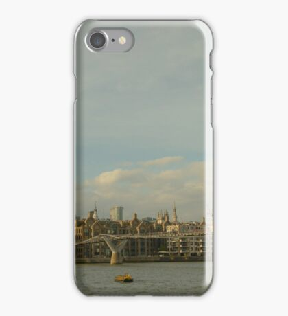 St Paul's from the Southwest iPhone Case/Skin