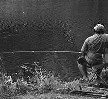 Favorite Fishing Hole by Buckwhite