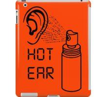Hot Ear iPad Case/Skin