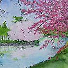"""Kamakura Sakura"" by vinnythom"
