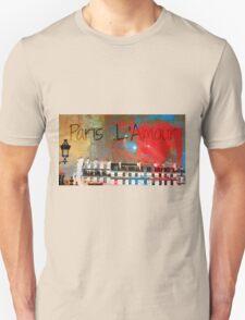 """PARIS L""""AMOUR Unisex T-Shirt"""