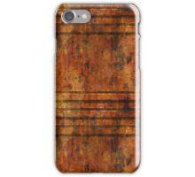 Rusty texture iPhone Case/Skin