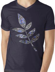 Leaf Mens V-Neck T-Shirt