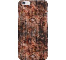 Peeled texture iPhone Case/Skin