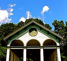 pillars of life. by jason gordon