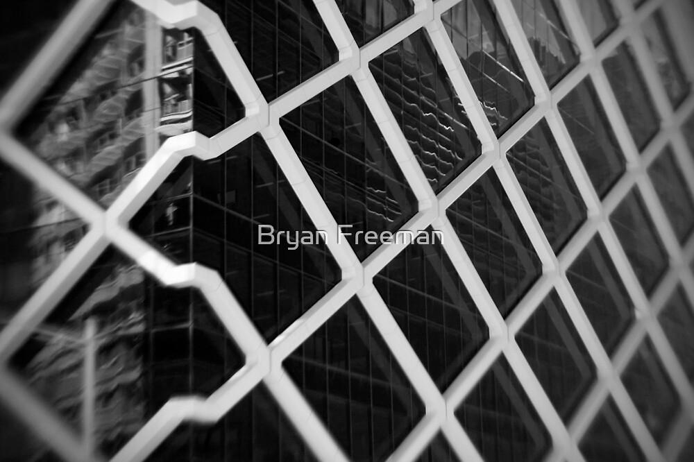 One Shelley Street Sydney Australia - II by Bryan Freeman