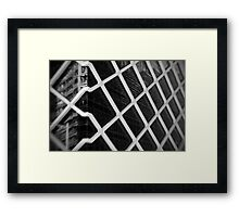 One Shelley Street Sydney Australia - II Framed Print