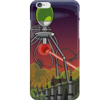 The Martians Take Parliament iPhone Case/Skin