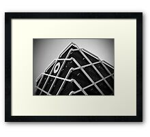 One Shelley Street Sydney Australia - I Framed Print