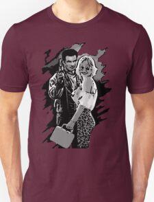 Mr & Mrs Worley Unisex T-Shirt