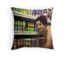 Looking for Love...Searching for a maximum bond? Throw Pillow