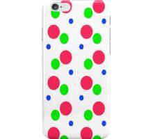 Circles pattern iPhone Case/Skin