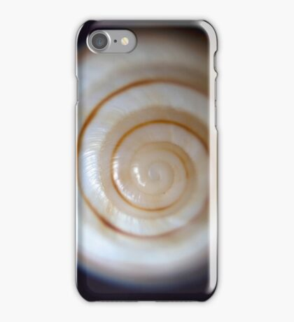 Sea Shells By The Seaside iPhone Case/Skin
