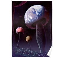 Planet Fungus Poster