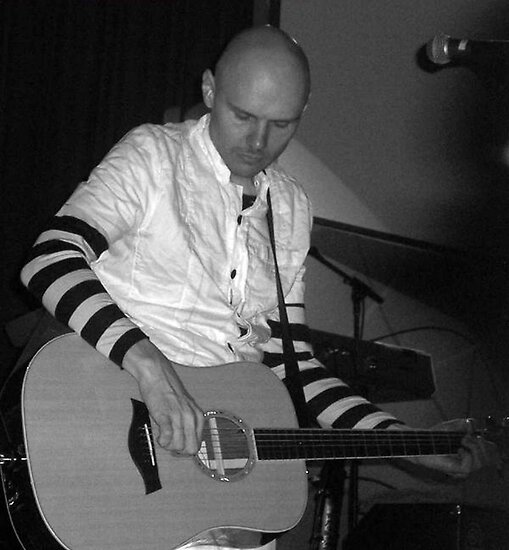 Billy Corgan (Smashing Pumpkins) by Misty Lackey