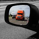 Big Orange Truck ... by SNAPPYDAVE