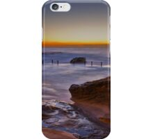 Mahon Pool Sunrise - Maroubra - NSW - Australia iPhone Case/Skin