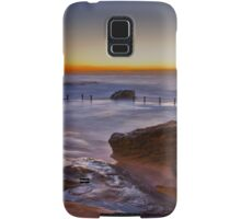 Mahon Pool Sunrise - Maroubra - NSW - Australia Samsung Galaxy Case/Skin