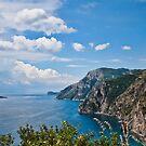 The Amalfi Coast by martinilogic