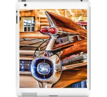 59 Caddy 2 iPad Case/Skin