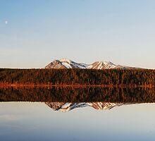 Teslin Lake by Joy & Rob Penney