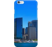 Smooth Sailing - Circular Quay - Sydney Harbour - Australia iPhone Case/Skin