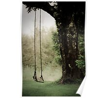 Thoughts of a Swing Poster