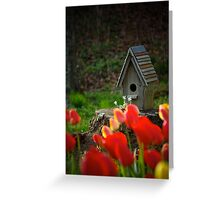 Room to Let Greeting Card