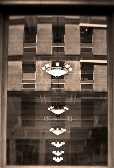 Flying Saucers - Sydney - Australia by Bryan Freeman