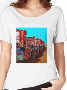 Cadillac Ranch Women's Relaxed Fit T-Shirt