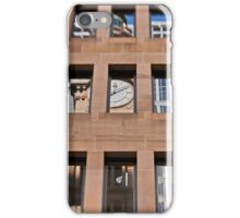 A Reflection of The General Post Office Clock Tower - Sydney - Australia iPhone Case/Skin