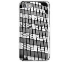 A Reflection on the MLC Building - Sydney - Australia iPhone Case/Skin