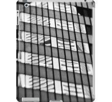 A Reflection on the MLC Building - Sydney - Australia iPad Case/Skin