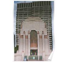 Hyde Park War Memorial - Sydney - Australia Poster