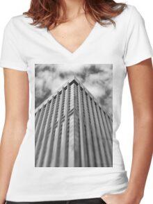 Aspirational - Sydney - Australia Women's Fitted V-Neck T-Shirt