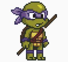 Donatello Does Machines by geekmythology