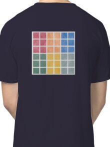 Washington DC Metro Colors Classic T-Shirt