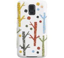 woodland forest Samsung Galaxy Case/Skin