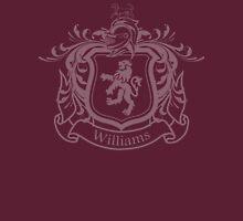Williams Family Crest (Light) Unisex T-Shirt
