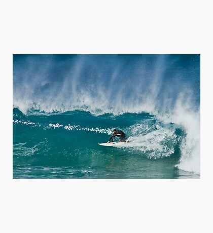 Close Out - Maroubra Beach - Sydney - Australia Photographic Print