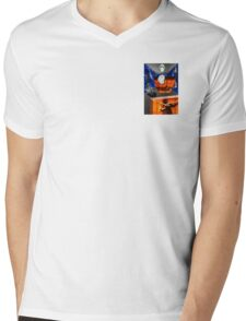 Surreal Mens V-Neck T-Shirt