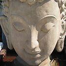 Huge Urn by Gloria Abbey