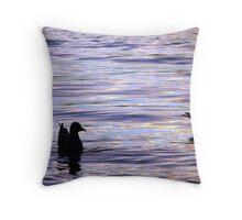 Beautiful Ducks Throw Pillow