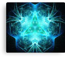 Triforce Canvas Print