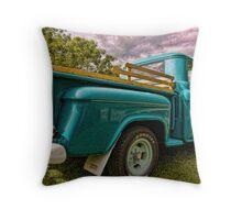 1958 GMC Pick-Up Throw Pillow