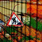 "City Life - ""Construction"" by Denis Molodkin"